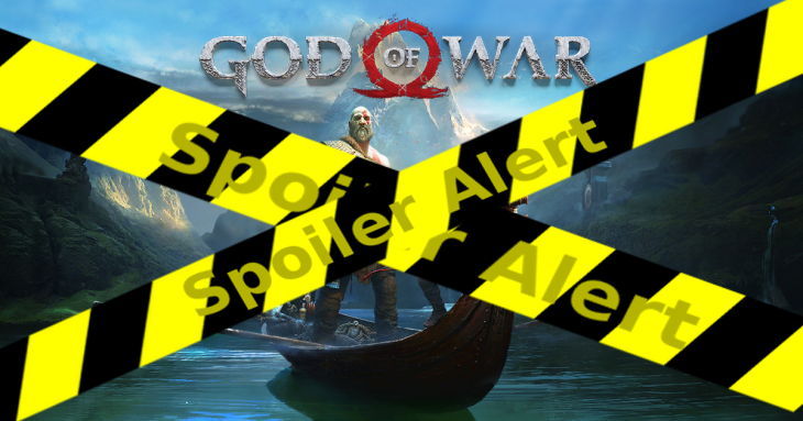 god of war spoiler